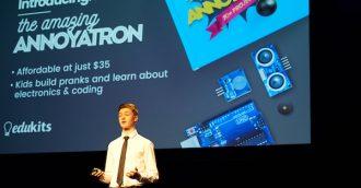 Canberra entrepreneur makes her mark at Pitchfest Finals