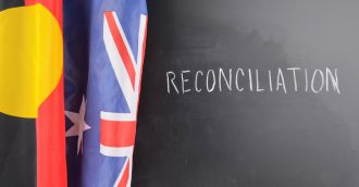Reconciliation a great initiative but we still need to change the date of Australia Day