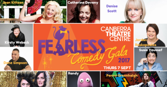 Fearless Comedy Gala  A night of hilarity for charity