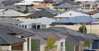 Property prices driving more ACT households deeper into the red