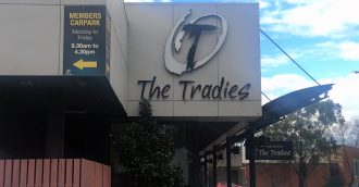 Goodbye Woden Tradies as Geocon buys site for $16m in town centre expansion