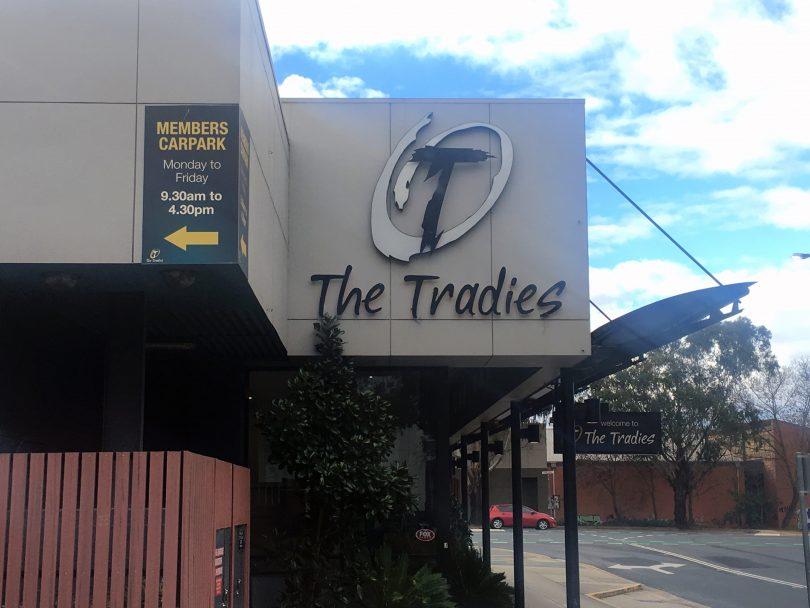 tradies club