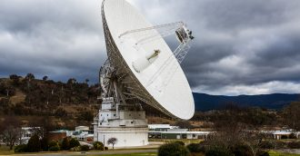 Canberra joins forces with SA to reach new frontiers in space industry