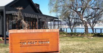 The Boat House  exceptional lakeside dining
