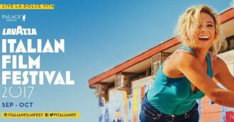 Lavazza Italian Film Festival 2017