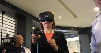 Gungahlin residents encouraged to enter the virtual reality zone