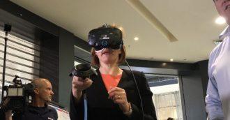 Gungahlin residents encouraged to enter the virtual reality zone