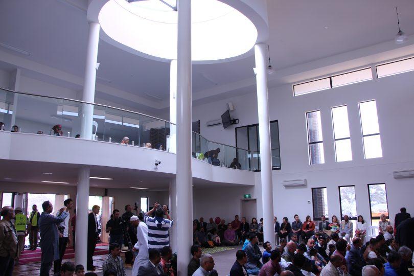 Internal mosque