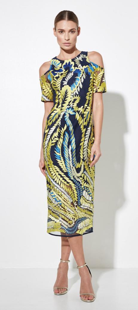 Dress by Mossman