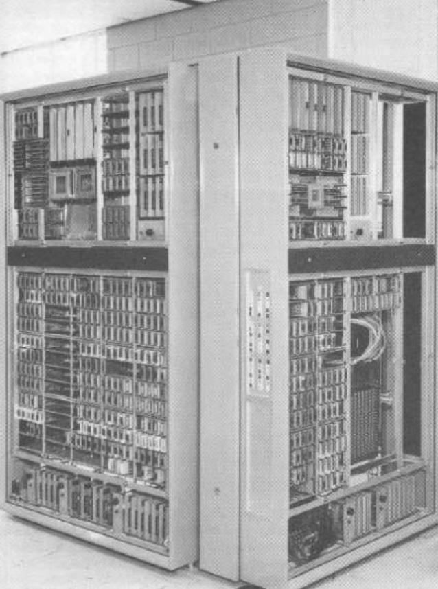 Cirrus computer (University of Adelaide)