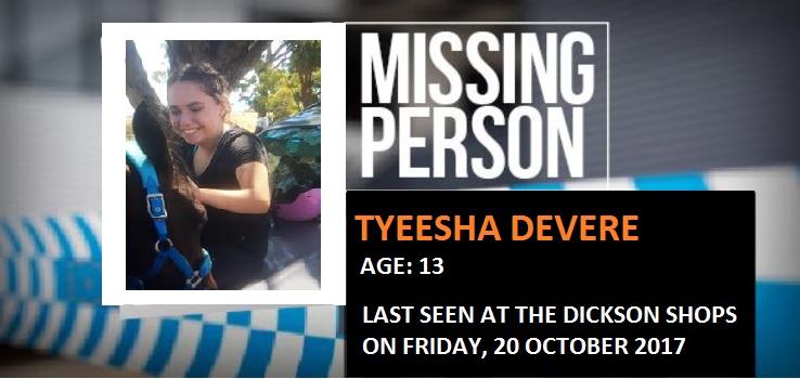 Tyeesha DeVere