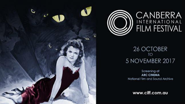Pildiotsingu Canberra International Film festival 2017 tulemus