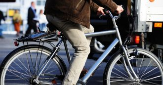 Canberra leads the way in cycling or walking to work