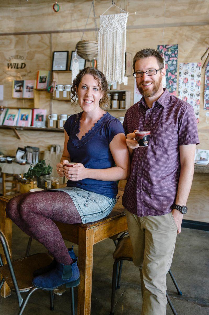 Owners Daniel & Toni Neuhaus