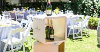 "Hyatt Hotel Canberra signature Melbourne Cup ""The Garden Celebration"""