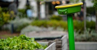 Canberra entrepreneurs preparing to launch world   s first multi-purpose gardening robot