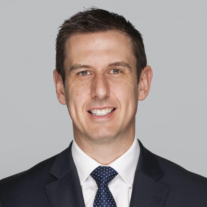 Jonathon Colbran from RSM Canberra.