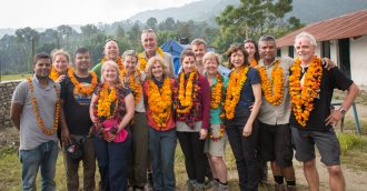 Information night for those keen to trek through Nepal and make a difference