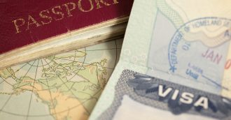 Dual Citizenship – enter a sinister edge