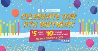 $5 movie tickets? Dendy says yes!