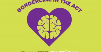 Launch of   8216 Borderline in the ACT  8217  helps understand Borderline Personality Disorder
