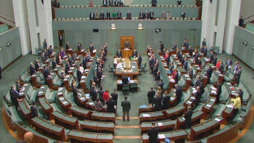 federal parliament