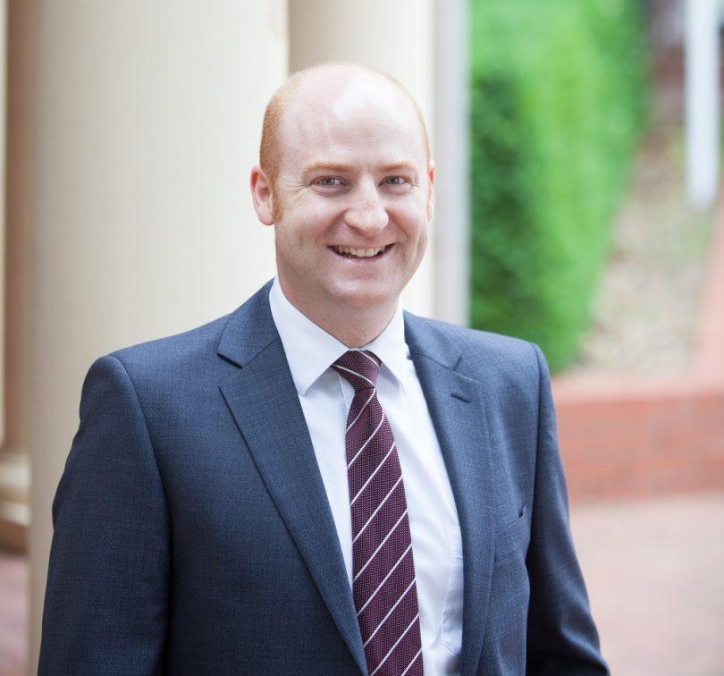 Baker Deane & Nutt managing partner Richard Baker