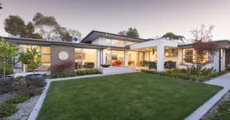 Rosin Bros wins esteemed Custom Built Home of the Year for timeless rebuild in Yarralumla