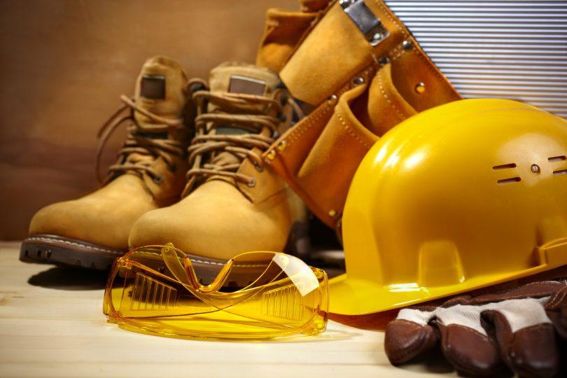 Construction gear.