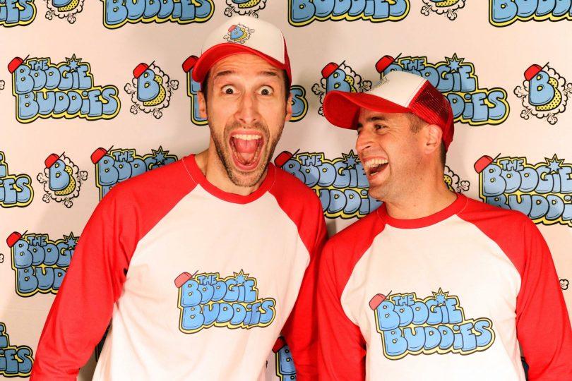Boogie Buddies.
