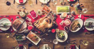 Christmas Countdown  Alternative Christmas meal ideas