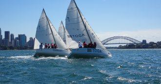 Sydney to Hobart kinship opens opportunities for Eden teens