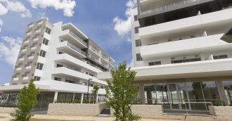 Developer leaves Franklin unit buyers in limbo as unpaid builder walks off site