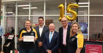 15th Birthday Bash for Calwell and Wanniassa Bendigo Community Banks