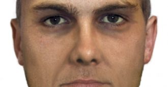 Police release face-fit image of man sought for act of indecency in Lyneham
