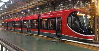 Can you think of any awesome names for the new Canberra Light Rail Vehicles?