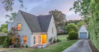 Prestigious property with land fit for a dream home goes up for auction in Forrest