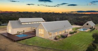 Gundaroo rural retreat with 218 productive acres and Yass River frontage on the market