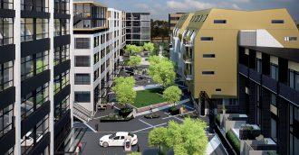 Innovative development at Kingston Foreshore