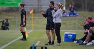 Canberra United assistant coach becomes youngest accredited coach in Australia