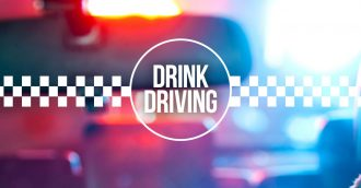 Latham man caught drink-driving records six times the legal limit