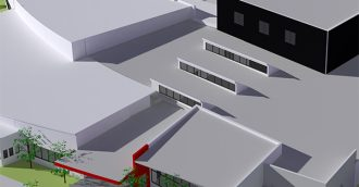 PBS Building to build Stage two of Belconnen Arts Centre