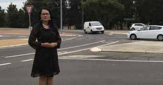 ACT government fails to improve traffic safety at dangerous intersection
