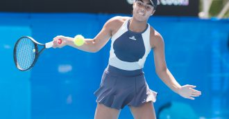 Canberra tennis prodigy Annerly Poulos continues rapid rise up junior world rankings