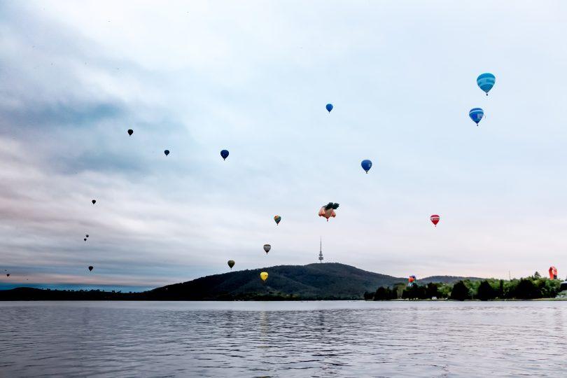 Breakfast Aloft – Balloon Spectacular