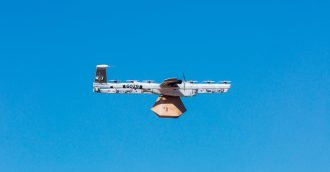 Drone deliveries of burritos and chemist products to Tuggeranong