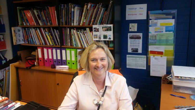 Debbie Martens.