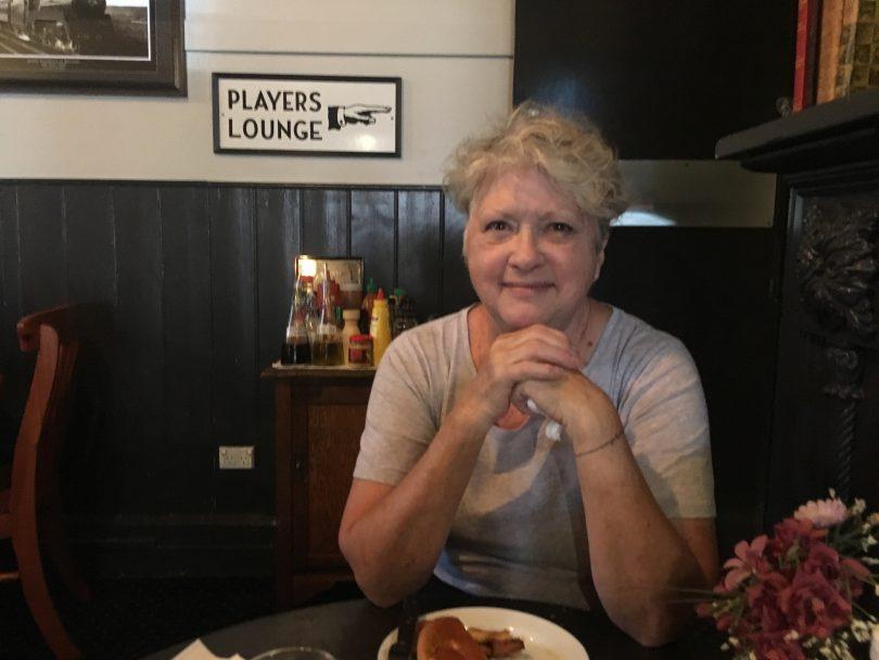 Judy Bourne