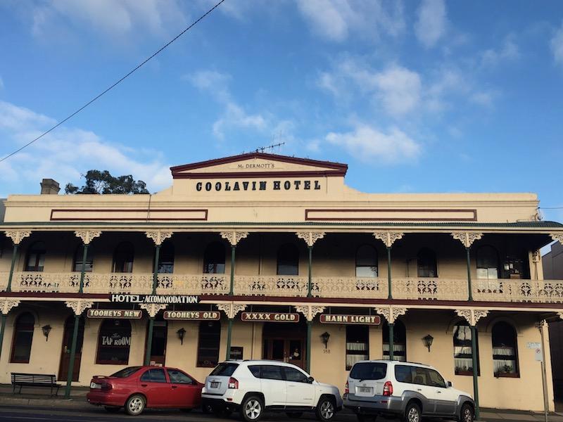 The Coolavin Hotel