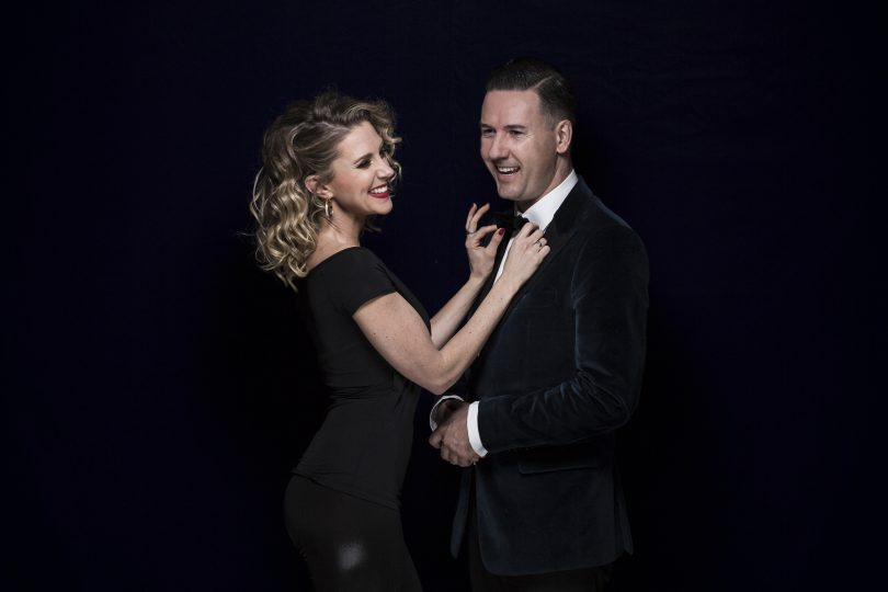 Amelia Ryan & Michael Griffiths